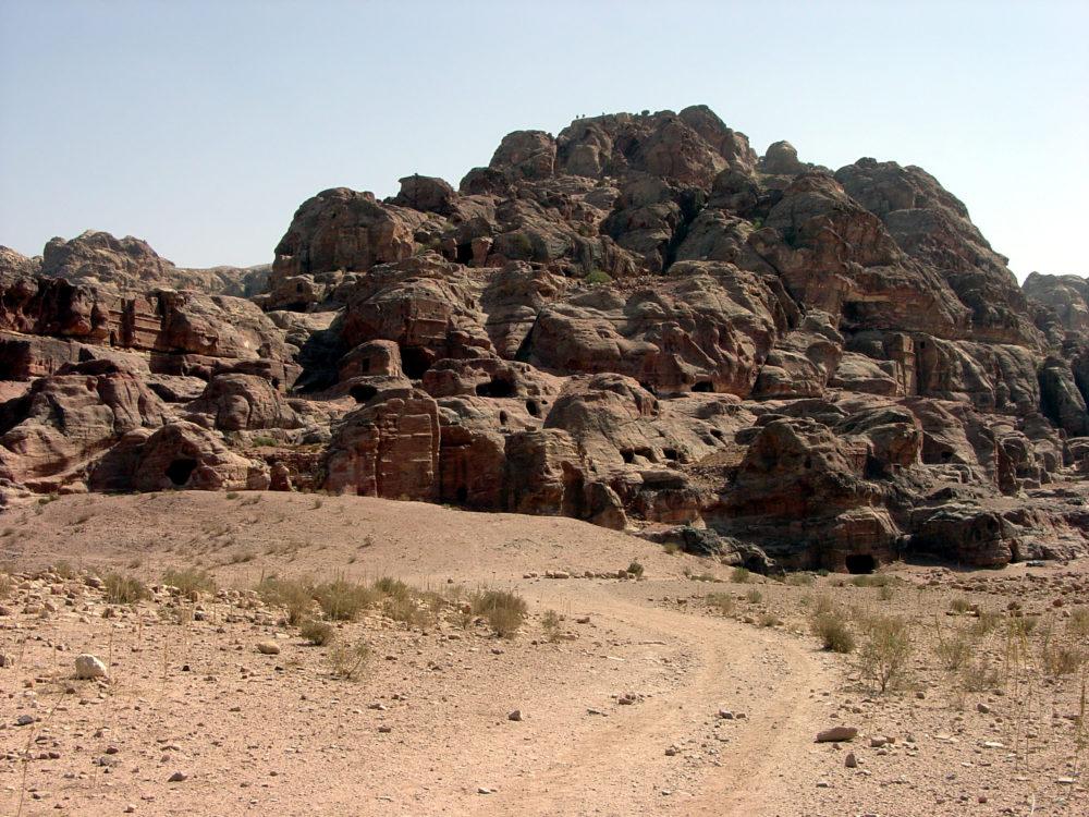 Jebel al-Madhbah Mount Sinai
