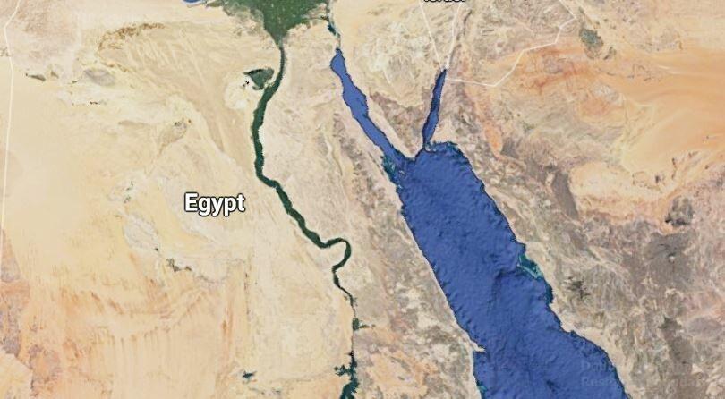 egypt midian red sea mount sinai