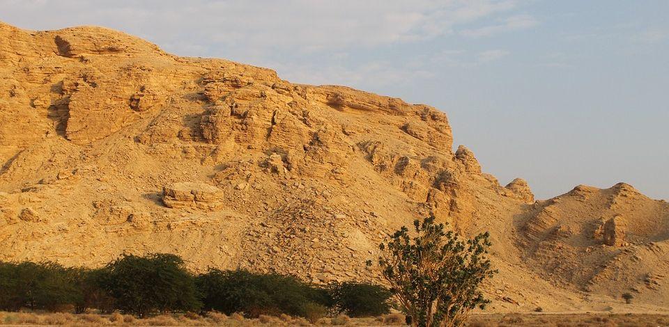 saudi desert wilderness of shur