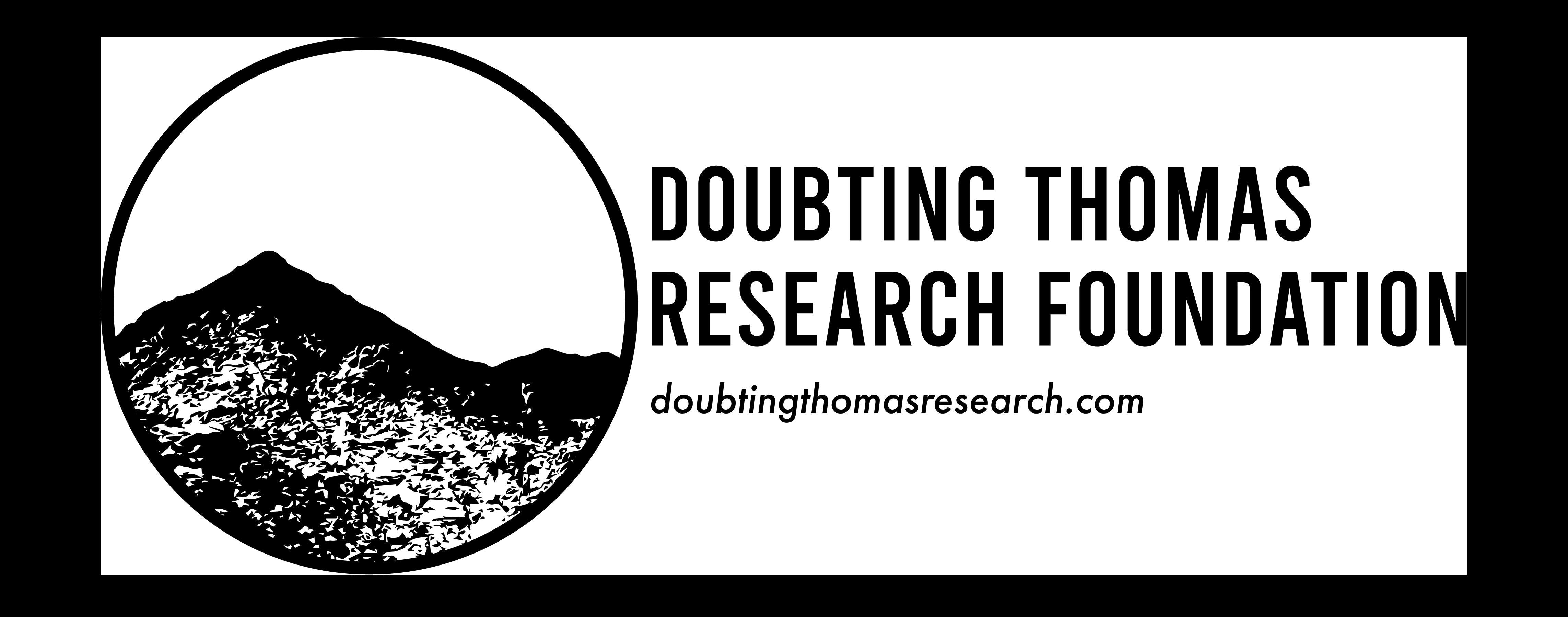 DTRF Logo ALL BLACK